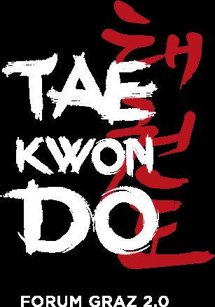 Logo Taekwondo Forum Graz 2.0